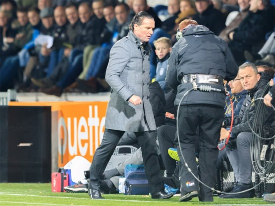 """""""Agressieve"""" Stijn Vreven wordt in Nederland even verbannen naar tribune"""