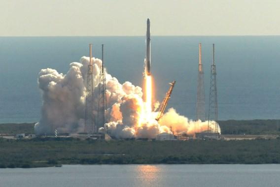 Belgisch experiment naar ruimtestation ISS gelanceerd