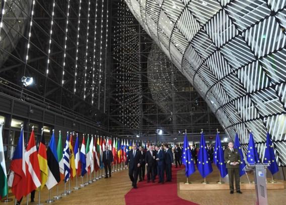 Geen doorbraak over asielbeleid op EU-top