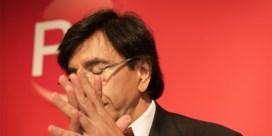 PS'ers ruziën over rol van Di Rupo