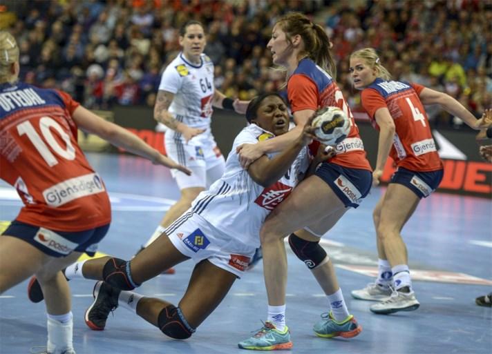 Franse vrouwen zijn wereldkampioen handbal