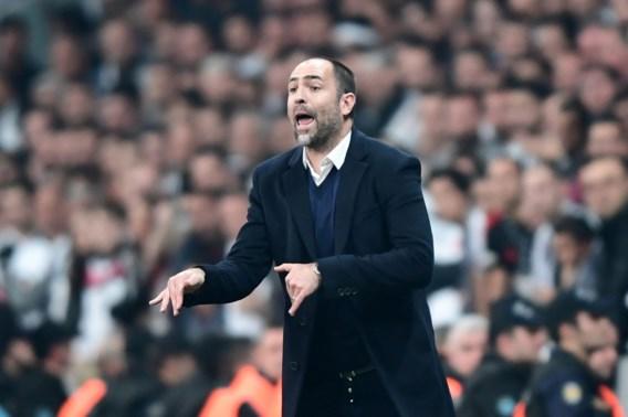 Galatasaray ontslaat coach Igor Tudor