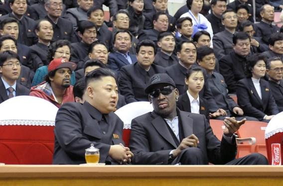'Geef Rodman een kans om te bemiddelen tussen Noord-Korea en de VS'