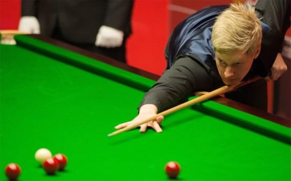 Robertson pakt zege Scottish Open snooker na enorme remonte
