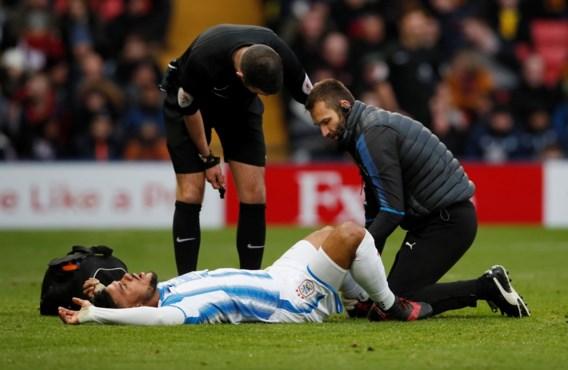 Depoitre ziet spitsbroeder Kachunga lang uitvallen bij Huddersfield