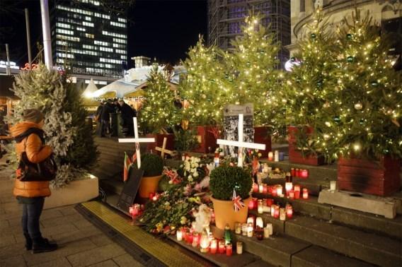 Duitse politie liet terrorist Berlijnse kerstmarkt lopen