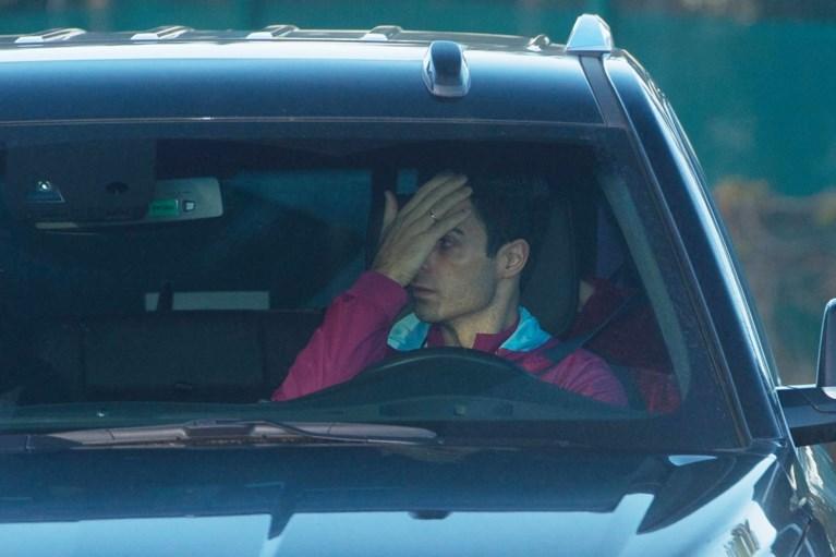 Lukaku kan opgelucht ademhalen: Engelse voetbalbond onderneemt geen actie na incidenten in spelerstunnel