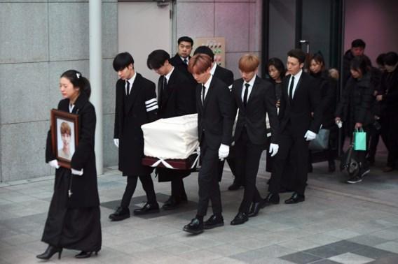 Zuid-Korea vreest kopieergedrag na zelfmoord tieneridool