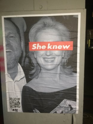 'Meryl Streep slaat Trump, dus wij slaan Streep'