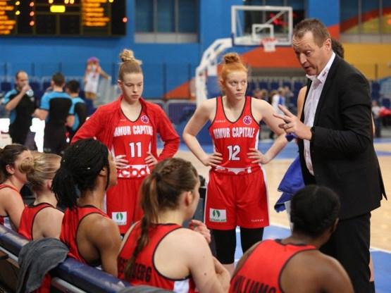 Naamse vrouwen ondanks zege uitgeschakeld in EuroCup basketbal