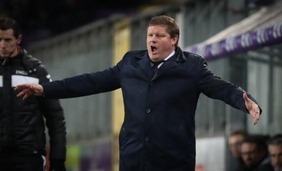 """Anderlecht staat voor twee cruciale duels: """"Voor de spelers zijn er geen excuses meer"""""""