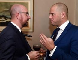 Francken fors voor Michel: 'Ik heb onderzoek naar Soedanezen bevolen, niemand anders'