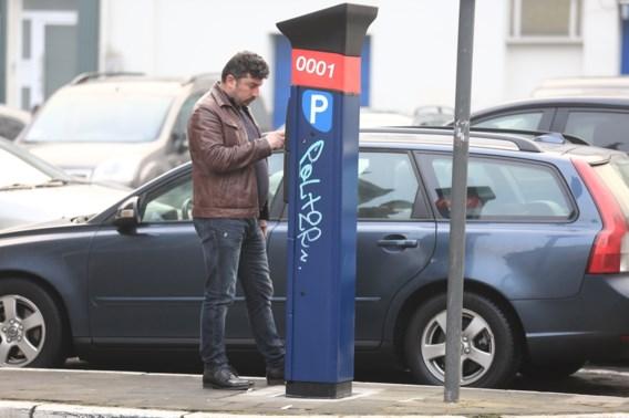Nieuwe parkeermeters zijn niet reglementair: vervalt de boete dan?