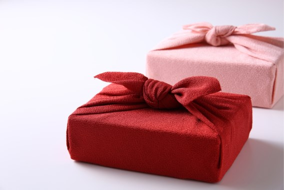 Japanse Techniek Helpt U Cadeaus Inpakken De Standaard