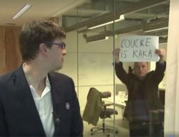 Wouter Vandenhaute duikt op naast woordvoerder 'De Ideale Wereld' over Anderlecht