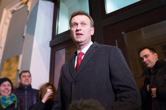 Navalni mag het niet opnemen tegen Poetin