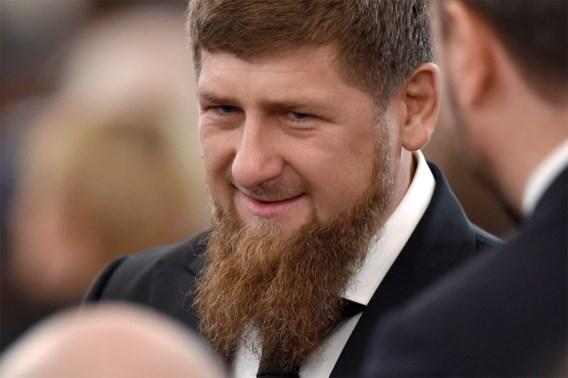 Facebook blokkeert accounts Tsjetsjeense leider Ramzan Kadyrov