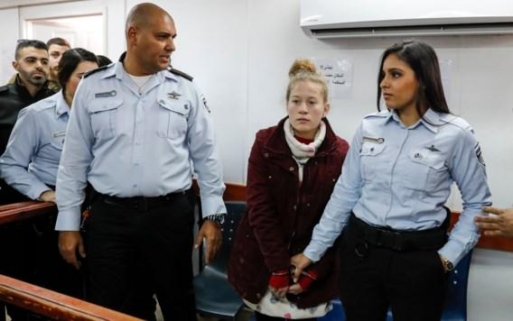 Palestijns meisje (16) langer in Israëlische gevangenis wegens 'mogelijk gevaarlijk'