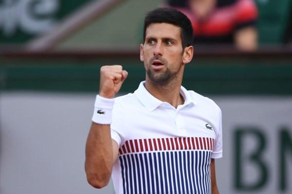 """Djokovic ongeduldig om """"na rollercoaster van 18 maanden"""" rentree te maken"""