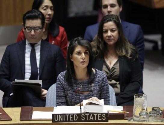 VS wil vermindering VN-budget na stemming over Jeruzalem