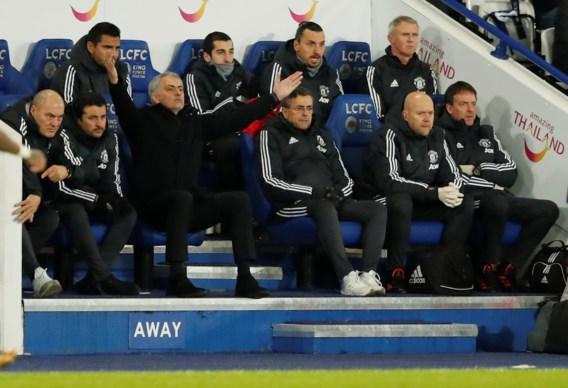 Mourinho doet beklag over extra rustdag voor Manchester City