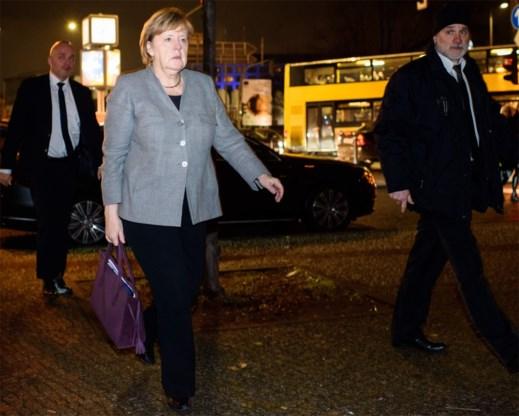 Steun voor Merkel lijkt verder af te brokkelen