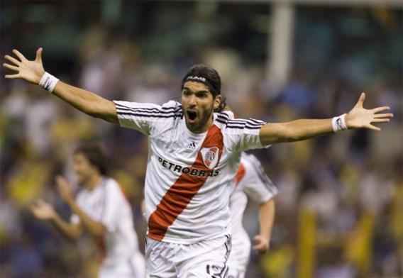 Clubhopper Sebastian Abreu verbreekt wereldrecord met 26e team