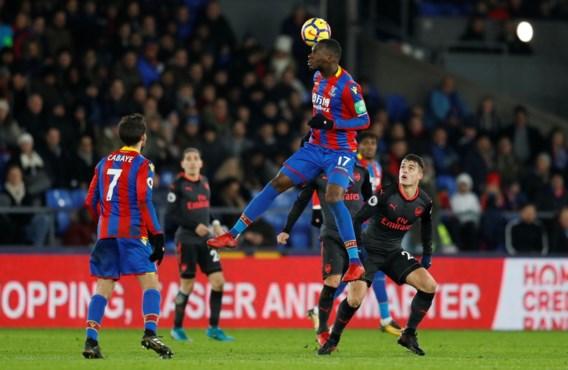 Arsenal stopt ongeslagen reeks van Crystal Palace en komt in de top vijf, Benteke onzichtbaar