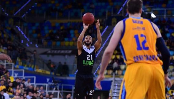 ASVEL heeft drie verlengingen nodig om zege te pakken in EuroCup basket