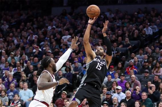 NBA. Liefst 25 assists in New Orleans, oude rot Vince Carter gaat los tegen LeBron James