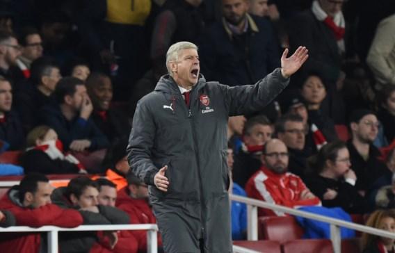Arsène Wenger evenaart record van Sir Alex Ferguson in Premier League