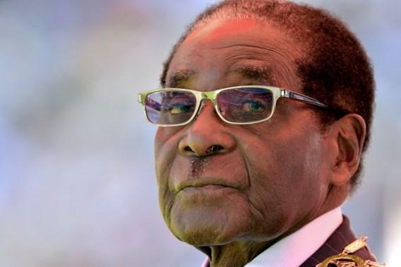 Royaal pensioen voor Robert Mugabe
