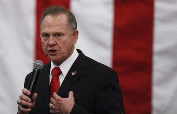 Republikein Moore betwist verkiezingsresultaat en stapt naar rechter