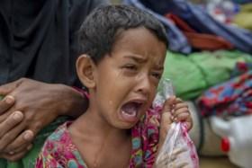 Kinderen op grote schaal slachtoffer van oorlog