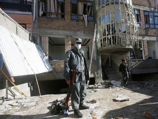 Zeker veertig doden bij explosie in Kabul