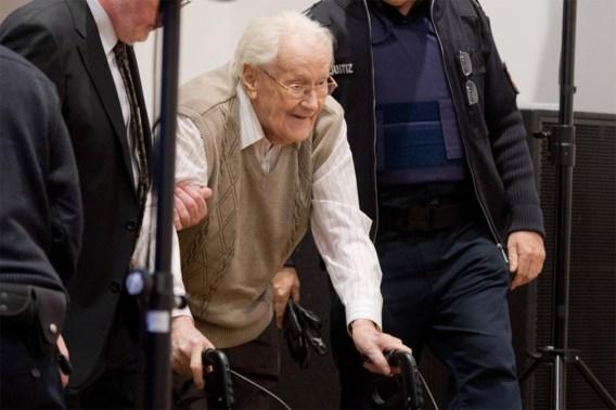 Beroep van boekhouder van Auschwitz (96) verworpen