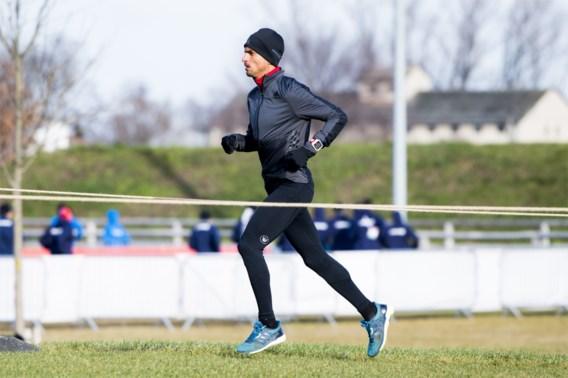 Soufiane Bouchikhi loopt voor Europees team in Great Edinburgh XCountry