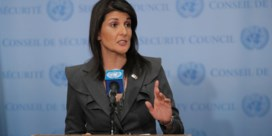 Amerikaanse VN-ambassadrice vraagt om spoedoverleg over Iran