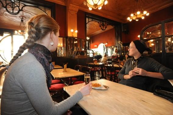 Bekende Brusselse brasserie Falstaff opnieuw geopend