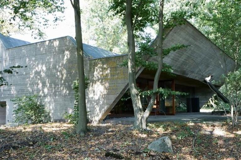 Opnieuw woning van architect Juliaan Lampens beschermd