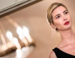 Ivanka Trump wil eerste vrouwelijke president worden