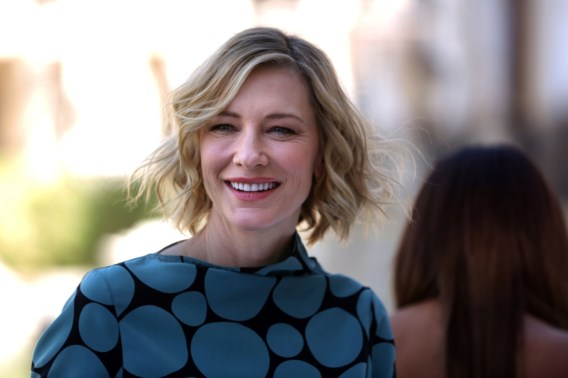 Cate Blanchett wordt juryvoorzitter in Cannes