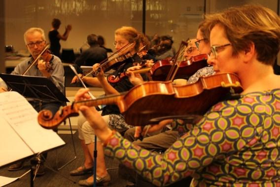 Help, er zit een orkest in mijn vergaderzaal