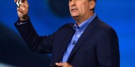 Intel-baas verkoopt vlak voor aandelen kelderen