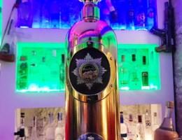 'Duurste wodkafles ter wereld' teruggevonden