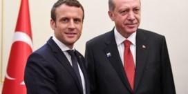 Samenwerking tussen Parijs en Ankara 'van vitaal belang voor de vrede', vindt Erdogan