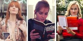 Ik lees hetzelfde boek als Emma Watson