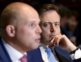 Bart De Wever: 'Bij ontslag Francken stapt N-VA uit regering'