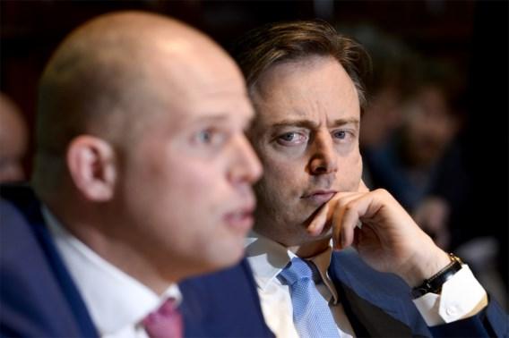 De Wever reageert laconiek op heisa rond Francken