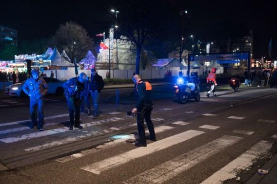 Drie zwaargewonden na aanrijding met vluchtmisdrijf aan Winterland Hasselt